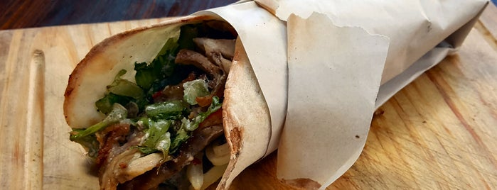Tarabish is one of Top 10 Shawarma in Buenos Aires.