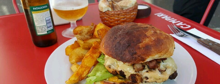 Top 12 Burgers in Buenos Aires