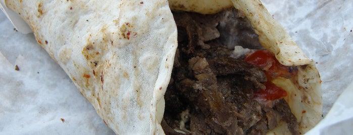 Medio Oriente is one of Top 10 Shawarma in Buenos Aires.
