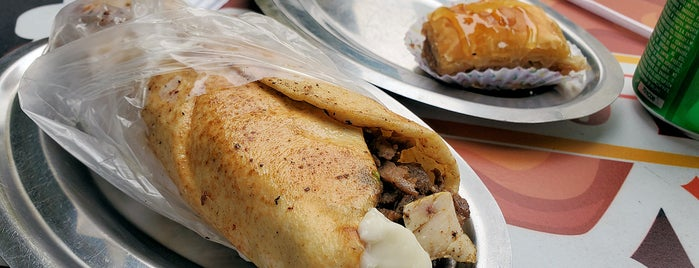 Souriana is one of Top 10 Shawarma in Buenos Aires.