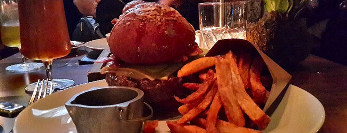 Pony Line is one of Top 12 Burgers in Buenos Aires.