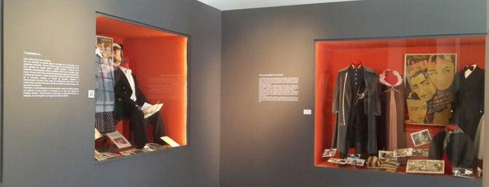 Museo del Cine Pablo Ducrós Hicken is one of Coolplaces Bsas.