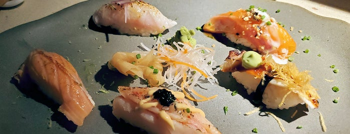 Neko Sushi is one of Buenos Aires.