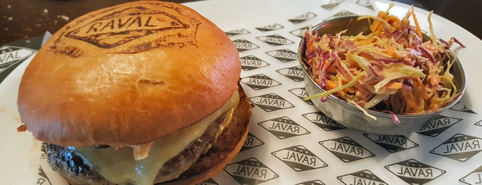 Raval Warehouse is one of Top 12 Burgers in Buenos Aires.