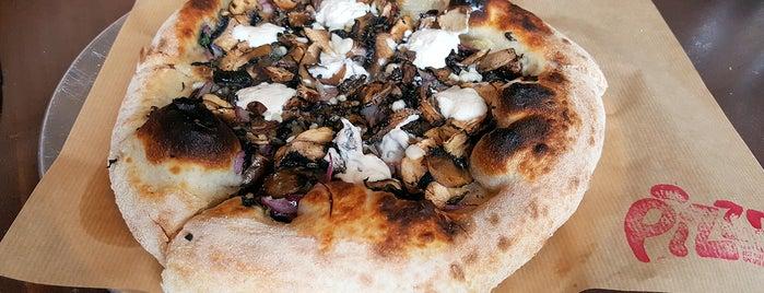The Pizza OTL is one of Posti che sono piaciuti a Martin.
