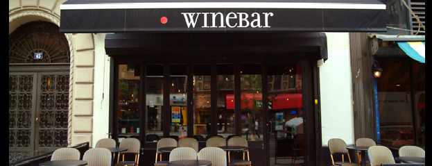 Winebar is one of Patio Situation.