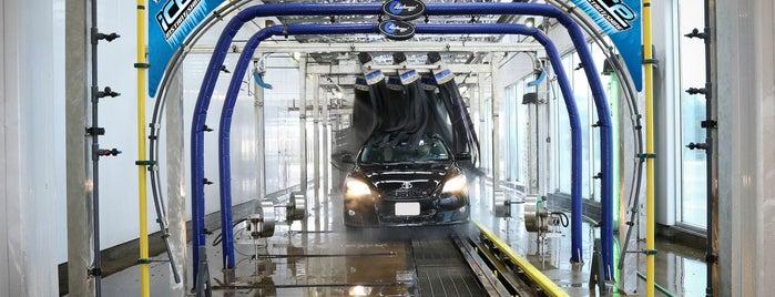 HydroClean Express Car Wash is one of Casey  E'nin Beğendiği Mekanlar.