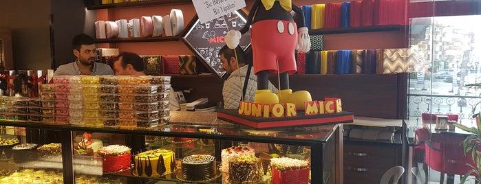 Junior Mickey is one of Cafe Tatlı Kahvaltı Ankara.