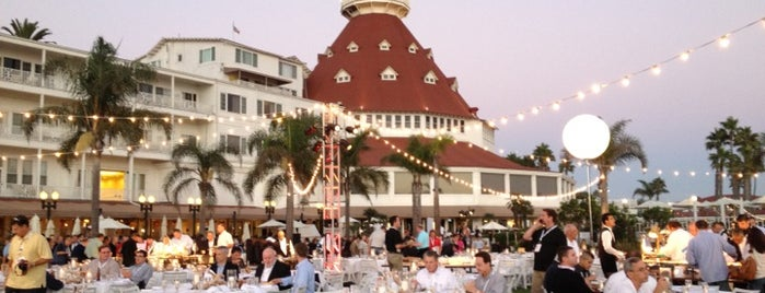 Hotel del Coronado is one of San Diego.