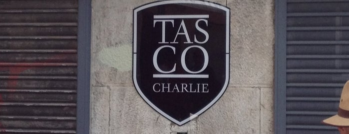 Tasco Charlie is one of Lisboa.