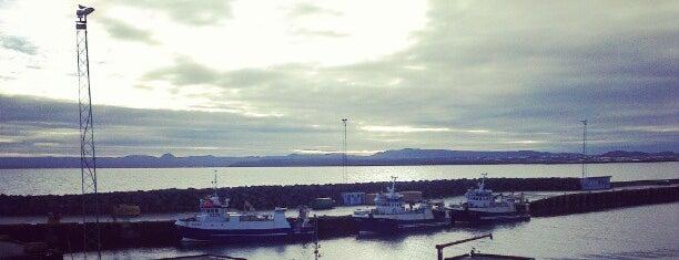 Reykjaneshöfn is one of ICELAND / Reykjanes Peninsula.
