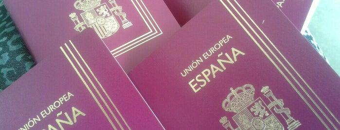 Consulado de España is one of Tempat yang Disukai Fernando.