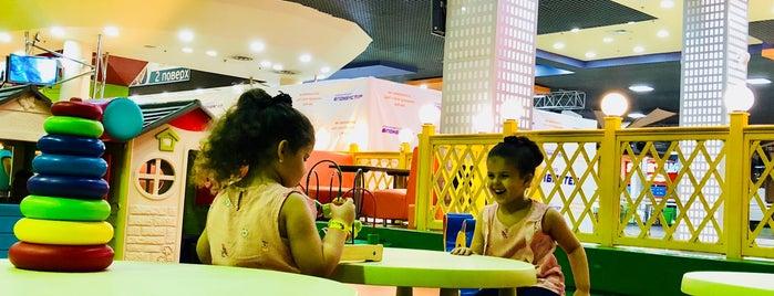 МАДАГАСКАР. Детская площадка is one of สถานที่ที่ Galia ถูกใจ.