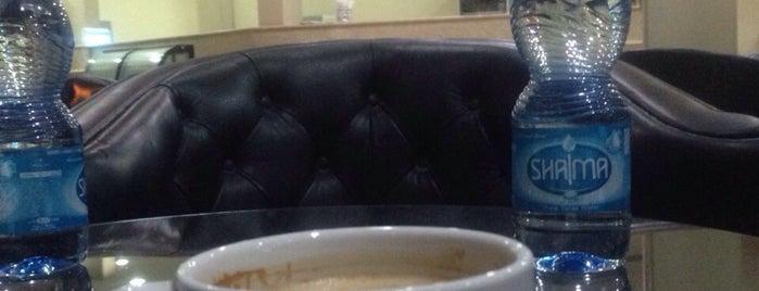 dewania Cafe is one of Lieux sauvegardés par Hatem.