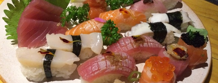Ran Sushi is one of Telma'nın Kaydettiği Mekanlar.