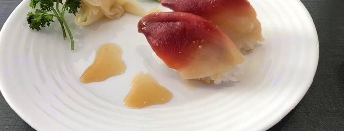 Nayoro Japanese Art Cuisine is one of Tempat yang Disukai Leticia.