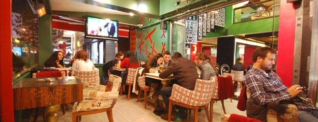 Pilot Cafe Bar is one of Eskişehir - Yeme İçme Eğlence.