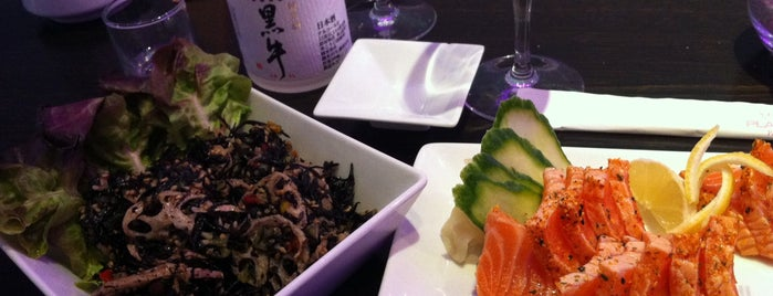Planet Sushi is one of Posti che sono piaciuti a Marc-Edouard.