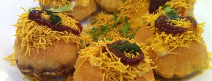 Mumbai Chaat is one of Veggie Auckland.