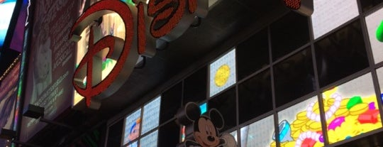 Disney store is one of Antonius : понравившиеся места.