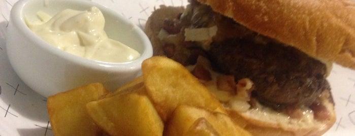 Severo Burger is one of Locais curtidos por Fabio.