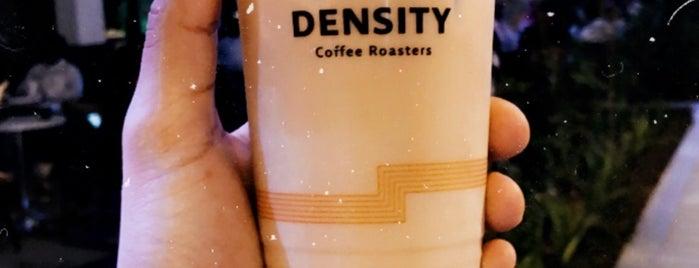 Density Coffee Roasters is one of Queen: сохраненные места.