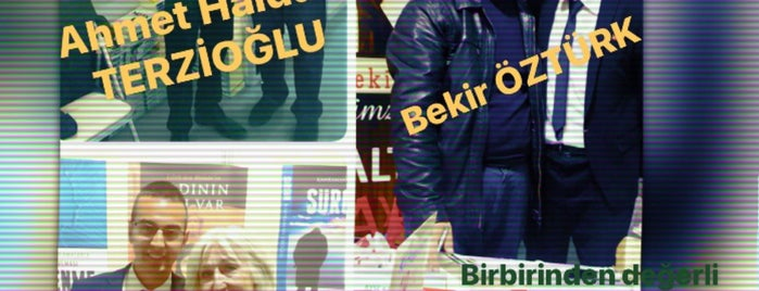Eskişehir Kitap Fuarı is one of Orte, die Gökçe gefallen.