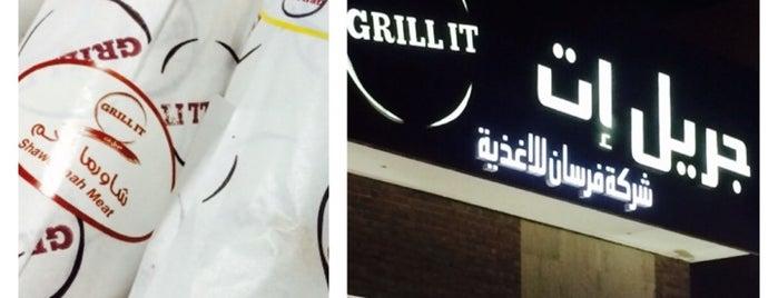 Grill It is one of Riyadh.