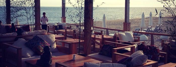 Selenza Club de Mar is one of Tempat yang Disukai Maria Sofia.
