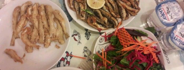 marti balik restaurant bartin is one of Yusuf 님이 좋아한 장소.