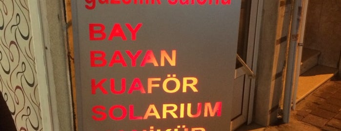 Kenan Kuaför ve Solarium is one of 🎀Burcuuu🎀さんのお気に入りスポット.