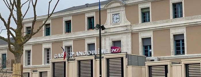 Angoulême is one of Orte, die Richard gefallen.