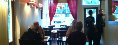 Pacci's Trattoria is one of District of  Pizza.