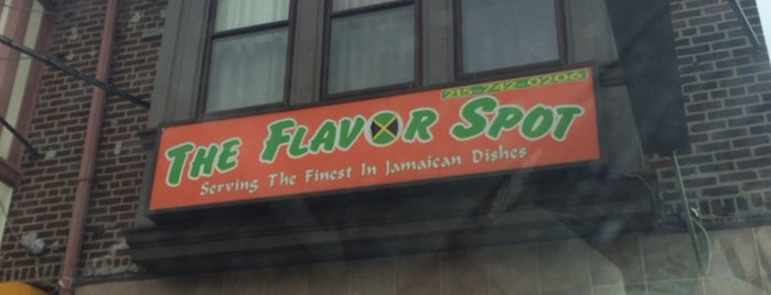 The Flavor Spot is one of Lugares favoritos de Larry.