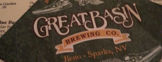 Great Basin Brewing Co. is one of Dives.