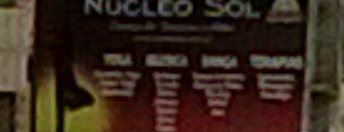 Nucleo Sol is one of Lieux qui ont plu à Sara.