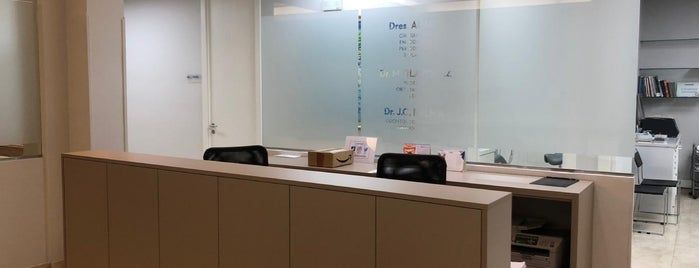 Clinica Dental Modesto Lafuente is one of Raul : понравившиеся места.