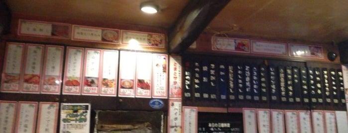 第二宝来家 is one of 旨い焼鳥もつ焼きホルモン焼き2.