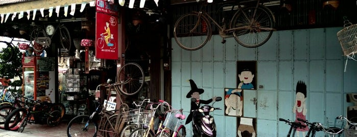 Chin Seng Leong Bicycle Shop is one of Penang.