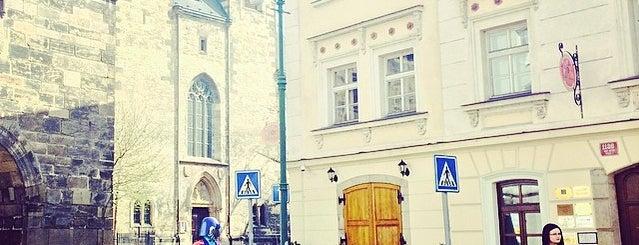 Gizela Sabokova's showroom is one of Gespeicherte Orte von Erdem.
