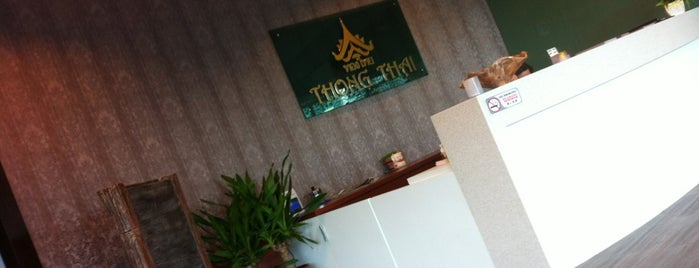 Thong Thai Massage is one of JB.