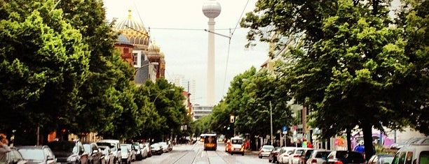 Oranienburger Straße is one of Berlin, must see!.