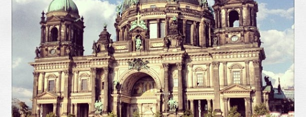 Katedral Berlin is one of germany.