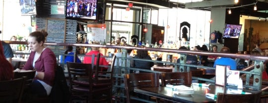 Capitol City Brewing Company is one of Bottomless brunches.
