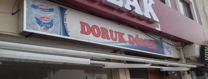 Doruk Döner is one of Gidip Denemeli.