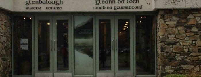 Glendalough Visitor Centre is one of Dublin.