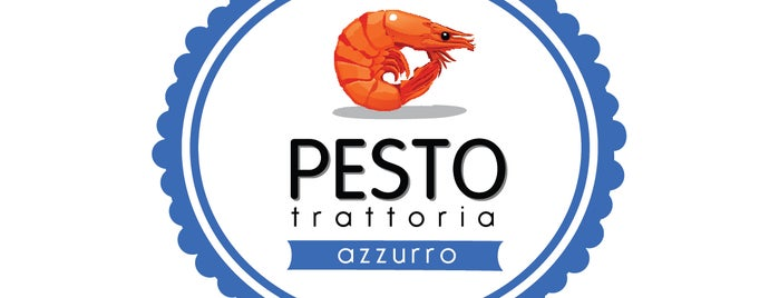 Trattoria Pesto Azzurro is one of рестораны и кафе.