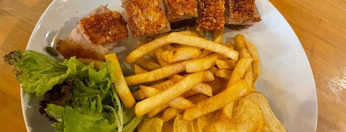 pokenbir is one of Jkt Simple Art of Eating.