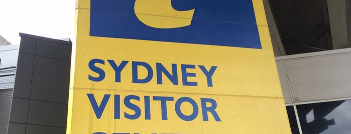 Sydney Visitor Centre is one of Australia - Sydney.