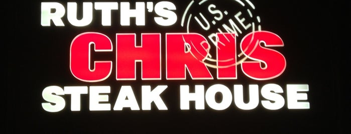 Ruth's Chris Steak House is one of Try 2.
